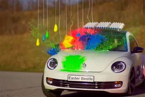volkswagen easter sponsored video vw easter