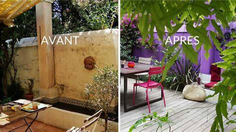 Decoration Du Jardin by Decoration De Terrasse Et Jardin Deco Bois Exterieur