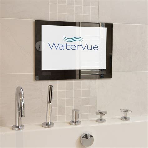 mirror tv for bathroom 19 quot waterproof bathroom mirror tv bathroom pinterest