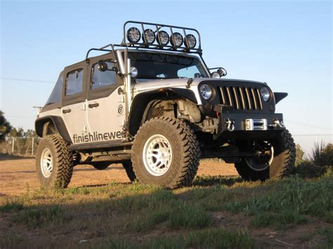 prerunner jeep finishlinewest 2008 jeep wrangler specs photos