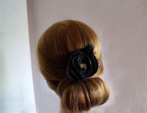 wedding hair accessories black s hair clip wedding accessory wedding hair