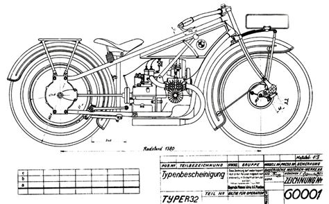 bmw motorcycle parts diagram bmw classics a 1923 1926 r32 the bmw motorcycle