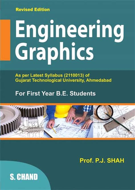 buy books of engineering drawing engineering graphics by p j shah