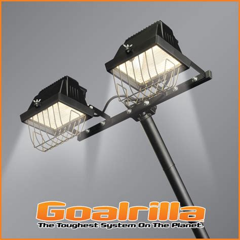 goalrilla basketball hoop light family leisure
