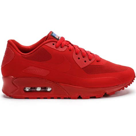 nike air max  independence pack hyperfuse mens red