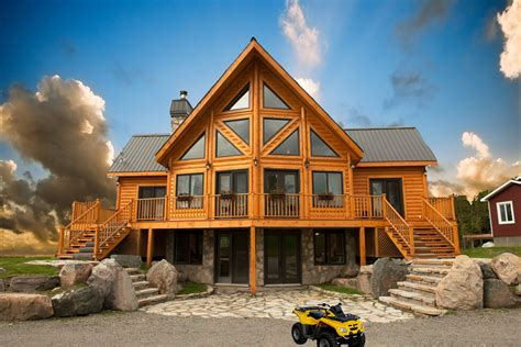 Idaho Log Cabins For Sale by Idaho Log Homes