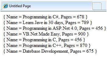 tutorialspoint asp net asp net linq