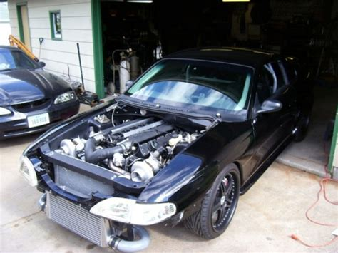 v10 ford mustang frankensnake update turbo viper v10 powered mustang