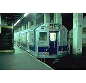 Your Favorite Colors On NYC Subway Cars And Why  New York