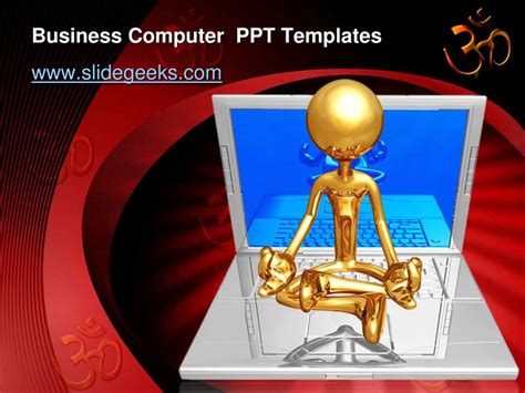 computer powerpoint templates business computer ppt templates
