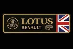 Renault F1 Logo Lotus Renault Gp Rebranding Underway Seloc