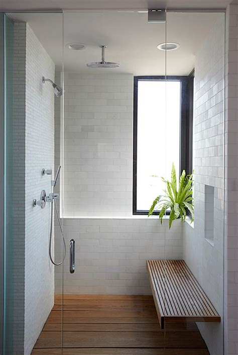 10 ideas for the minimalist bathroom of your dreams shower