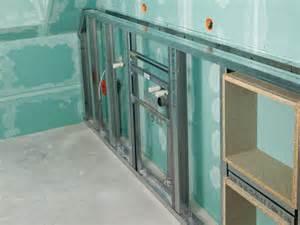 knauf ständerwerk dachausbau badezimmer selber machen heimwerkermagazin