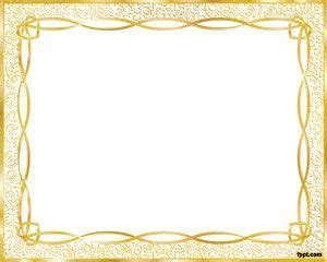 cornici powerpoint frame template power points and gold frames on