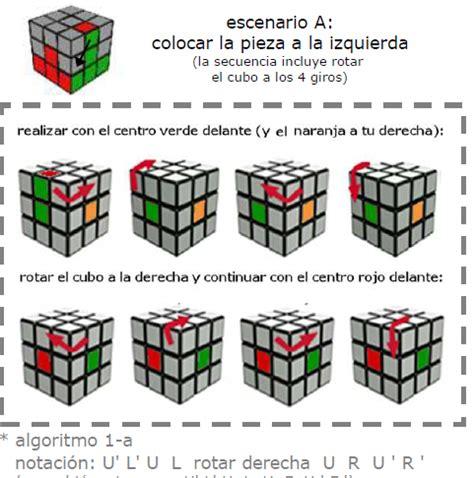 tutorial cubo rubik paso a paso percy alata mayhuire como armar el cubo de rubick o cubo