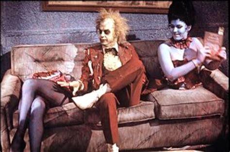 beetlejuice waiting room monsters mullets beetlejuice 1988 pornokitsch