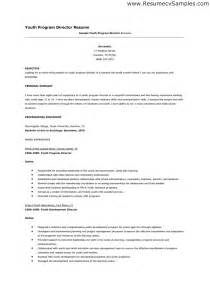 Resume Examples Youth by Texas Youth Minister Resume