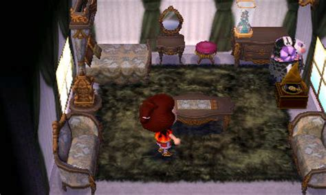 Animal Crossing New Leaf Furniture by Rococo Series Animal Crossing Wiki