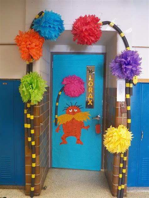 Dr Seuss Door Decorating Northwood Kensett Reading Week 2014