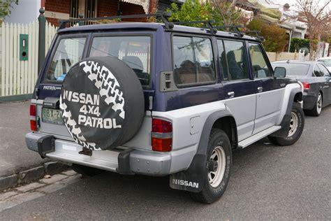 nissan patrol 1989 file 1989 nissan patrol gq st wagon 2015 06 15 02 jpg