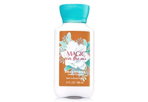 Lotion Bath And Works Magic In The Air magic in the air lotion bath works arz store