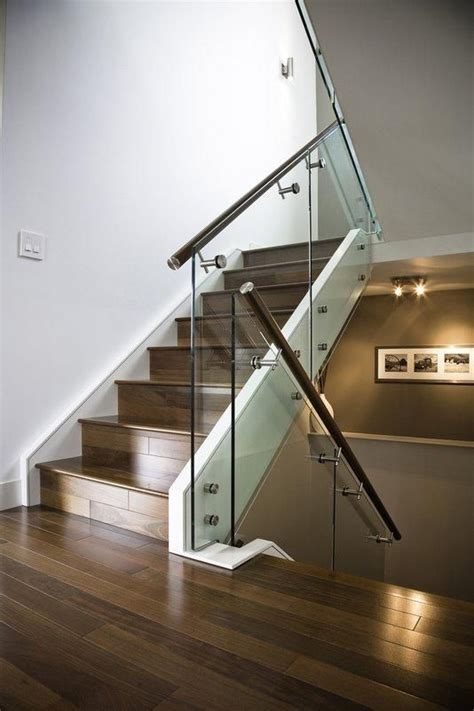 glass banisters 18 best images about design ideas glass railings on