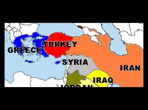 middle east map in 2020 new middle east map iran turkey india pakistan arabia
