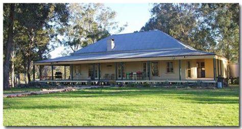 traditional classic australian farmhouse hip roof wrap