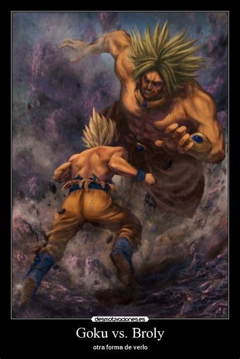 Imagenes De Goku Realistas | im 225 genes y carteles de broly desmotivaciones