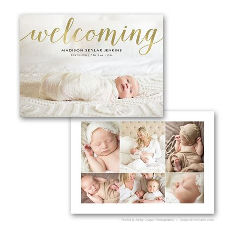 birth announcement templates 10 handpicked ideas to
