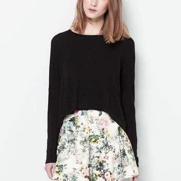 A Line Pleated Mini Skirt floral a line pleated mini skirt from willow