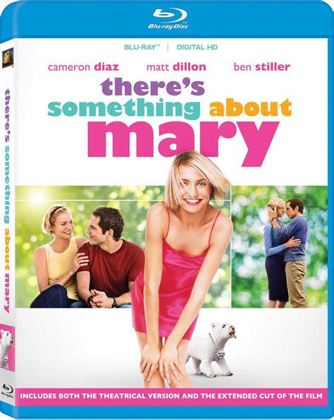 Something About by There S Something About Dvd Release Date