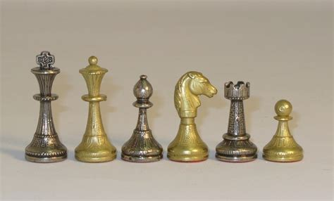 metal chess set chess sets from the chess chess set store solid metal chessmen with mini king stylish