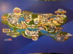 Universal Orlando Resort Map by Universal Orlando Resort Uso Ioa Discussion Thread