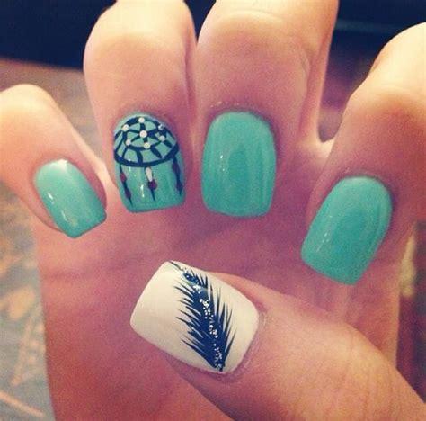 dream catcher design for nails dream catcher nail design nail designs pinterest