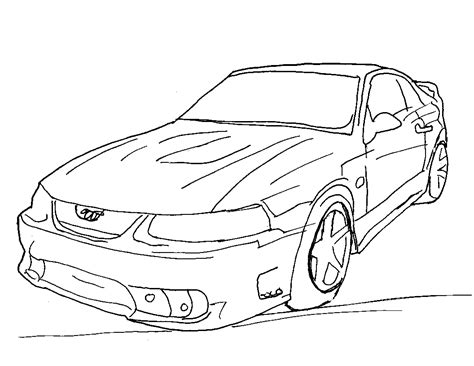 coloring pictures mustang cars free printable mustang coloring pages for