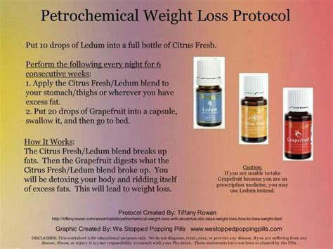 Petrochemical Detox Living Oils by Eo Petrochemical Weight Loss Protocol Living