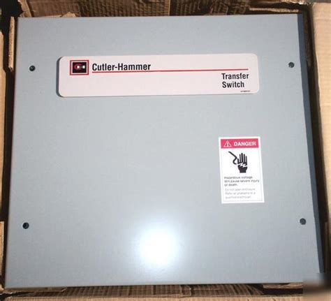 cutler hammer transfer switch wiring diagram caterpillar