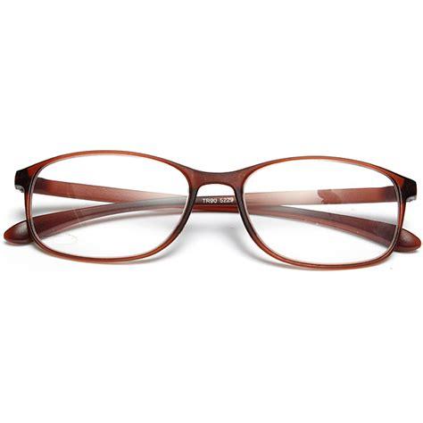 high grade unisex unbreakable resin tr90 reading glasses