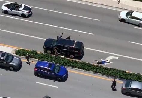 shooting  trump hotel possibly involving rapper nba