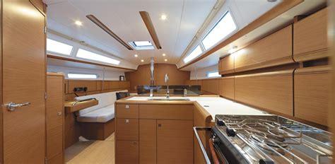 Interior Layout App sun odyssey 389 jeanneau bateaux