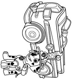 free coloring pages kaie paw patrol