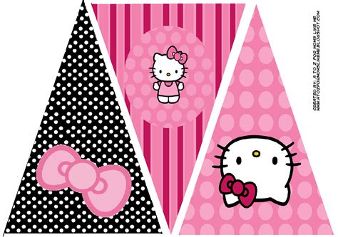 hello kitty red themes hello kitty birthday party banner this is one of 2