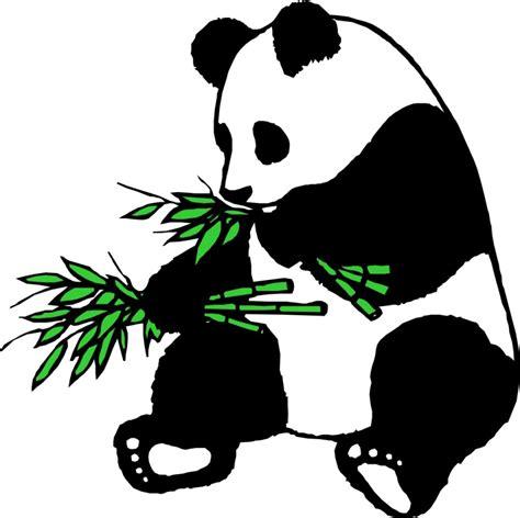 panda clip panda clipart clipartion