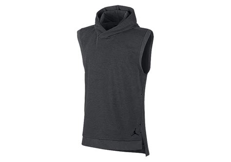 Nike Air Regland nike air 23 hooded sleeveless top charcoal for 52 50 basketzone net
