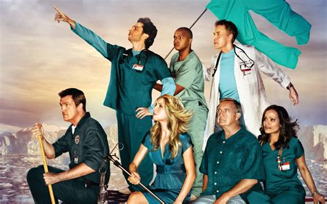 10 Best Scrubs by 10 Of The Best References In Scrubs