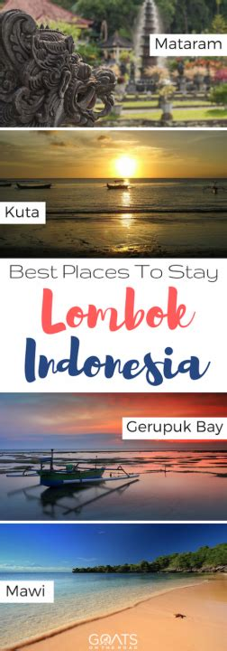 best places to stay in lombok where to stay in lombok the best beaches surfing