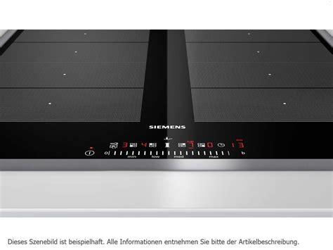 Induktionskochfeld Siemens 645 by Siemens Ex645fec1e Induktionskochfeld Autark