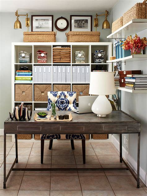 Chic, Stylish Ways to Organize Your Home Office