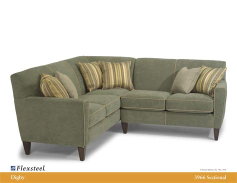 flexsteel sectional sofa flexsteel sectionals leather images
